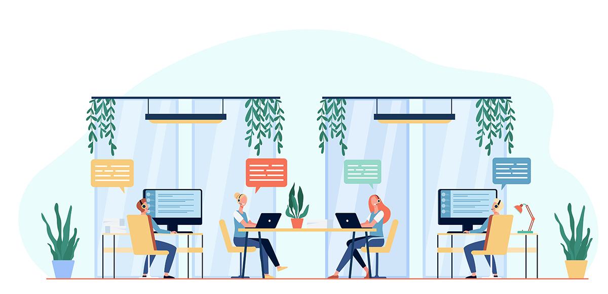 デジタルで人との繋がりを応援!